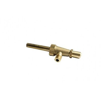 """Replacement Valve Control for Gas Burner,Steam Tables. 1 3/4"""" Stem, 3/8""""x3/8""""MPT"""