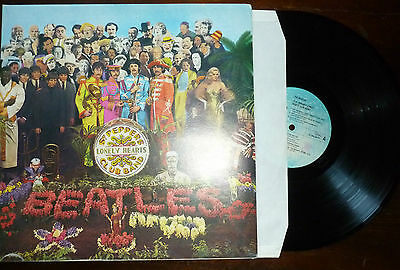 The Beatles - Sgt. Pepper's Lonely Hearts Club Band - Ex/Ex-