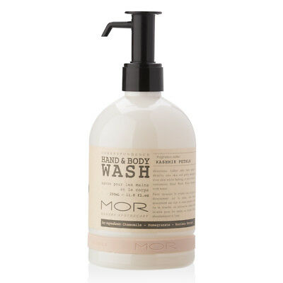 NEW Mor Correspondence Kashmir Petals Hand & Body Wash