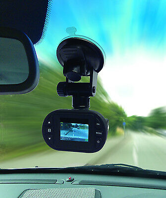 In Car Dash Digital Video Recorder Accident & Crime CCTV with integrated monitor
