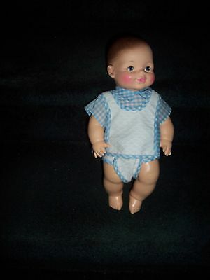 "Vintage Horsman Boy Doll 1976-13"" Anatomically Correct Ex. Cond."