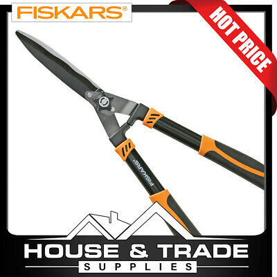 Fiskars Hedge Shears Wavy-blade Garden Tool 9171