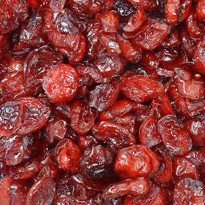 Dried Cranberries Fruit - Best Quality - Bulk  /1kg / 500g  - FREE Shipping UK