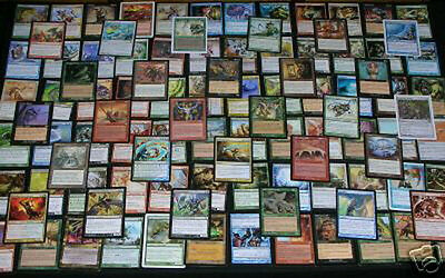 Mtg: Lote 10 Cartas Magic Raras Al Azar.