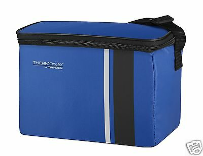 Thermos ThermoCafe Insulated Picnic Camping Cool Bag Blue 4L 9L 15L