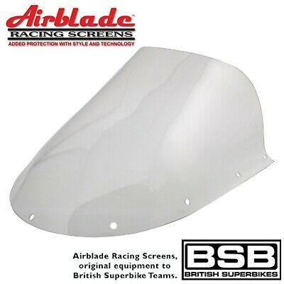 New Ducati 748 Sps 1997 Clear Double Bubble Airblade Screen