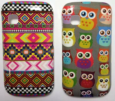 Custodia Cover Rigida Samsung S5660 Galaxy Gio