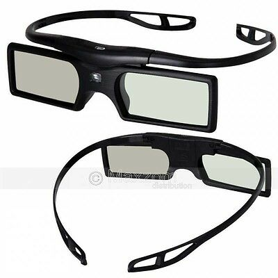 2X 3D RF Active Glasses for UK 2015 So23.99ny 3D TV & TDG-BT500A TDG-BT400A UK