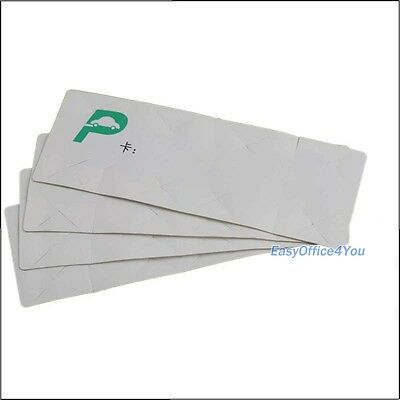 ISO18000-6C/6B 18meters UHF Windshield Tag RFID Sticker for Vehicle Parking