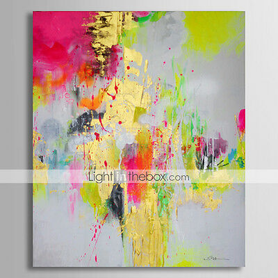 Oil Painting Modern Abstract Hand Painted Canvas Living Rooms, Bedrooms, Hotels