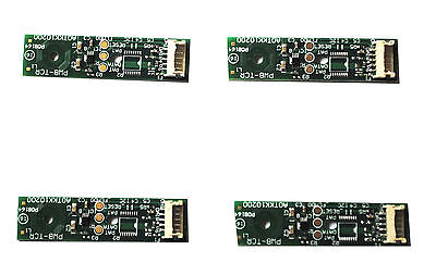 4x Developer Unit  Reset Chip for Konica Minolta Bizhub C452 C552 C652 (DV612)