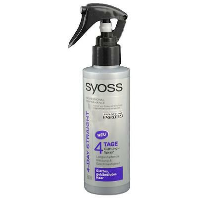 Syoss 4-day straight 150ml