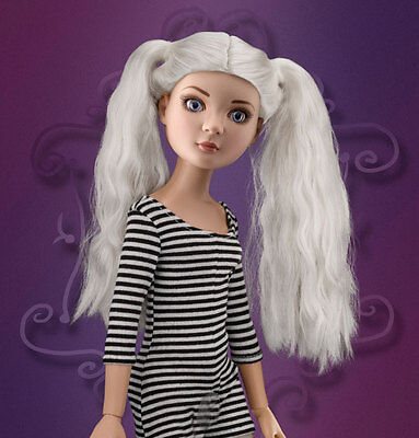 """Ellowyne Wilde ~ Essential Prudence Three ~ """"Wigged Out"""" Platinum WIG ONLY -"""