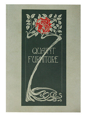 Quaint Furniture in Arts and Crafts, (Paperback 1988) Stephen Gray