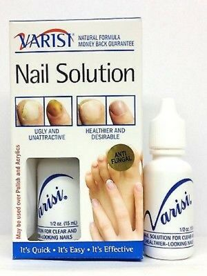VARISI NAIL SOLUTION 15ML ~ Nail Fungus Killer ~