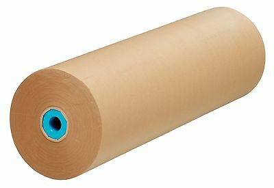 Kraft Wide Wrapping Paper Brown 750mm x 250M wrap packing packaging roll
