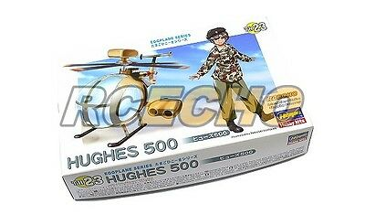 Hasegawa Helicopter Model Eggplane Series HUGHES 500 TH23 Hobby 60133 H0133
