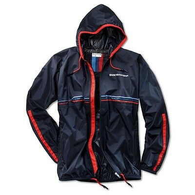 Genuine Bmw Unisex Motorsport Rain Jacket
