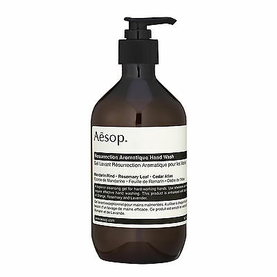 Aesop Resurrection Aromatique Hand Wash 16.9oz,500ml Personal Body Care #15253