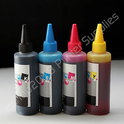 Refill Bulk INK for CISS Refillable Epson NX115 NX515 Workforce 500 600 610 615