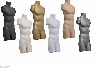 Adult Male Hanging Body Form Display Mannequin Men Bodyform