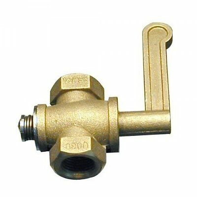 """Replacement Valve Control for Chinese Wok . 5/8""""x5/8""""MPT"""