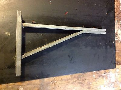 Bracket For Double Wall Sided Street Signs Wall Or Pole  Whittier California