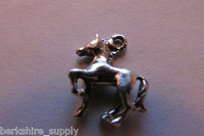 33 Pewter  Horse Charms