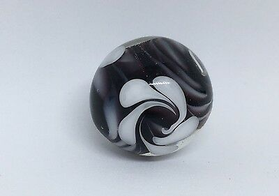 HOM Glass Marbles collectable 16mm Beautiful Handmade marble - Hocus Pocus