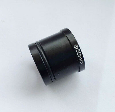 Microscope Eyepiece adapter from 23.2mm to 30mm Tube