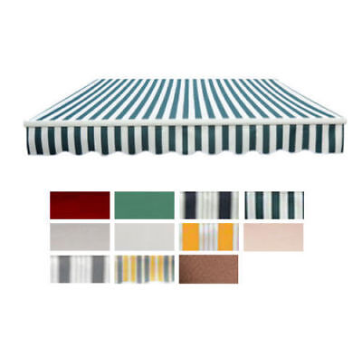 Garden Furniture Sun Shade Canopy Awning Replacement Fabric Rain Cover Shelter