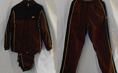 Vintage 1990s Nike Warm Up Suit Track Suit Size Small