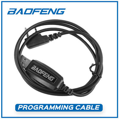 Durable Original Baofeng USB Cable Kit for GT-3 GT-3TP UV-5R UV-5RTP GT-5 GT-1