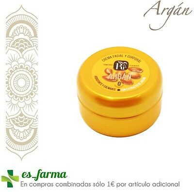 Rr Crema Regeneradora Facial Corporal Extracto Argan 100 Ml Cream Face Body