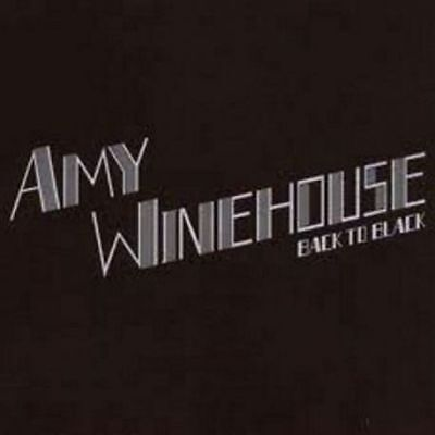 Amy Winehouse - Back To Black-New Standar [Cd]