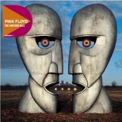 Pink Floyd - The Division Bell [Cd]