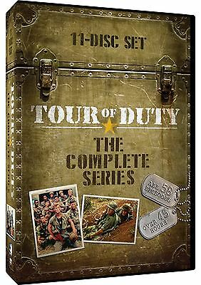 Tour Of Duty: The Complete Series - Seasons 1-3, DVD