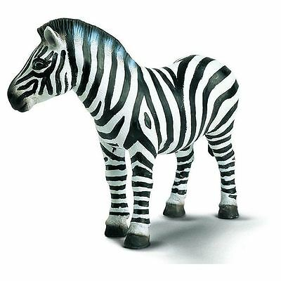Schleich 14148 Zebra Retired Wild Animal Model Toy Figurine - NIP