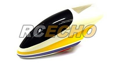 RC Model 450 Helicopter R/C Hobby Canopy Body for Align Trex CB344