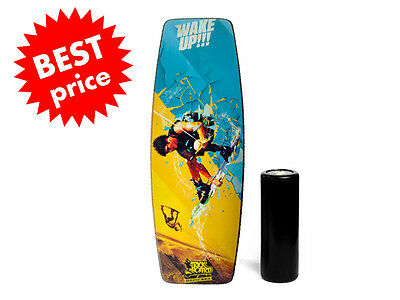 Trickboard Balance Indo Rollerbone Board - Wake Up Pro - fast delivery via GLS