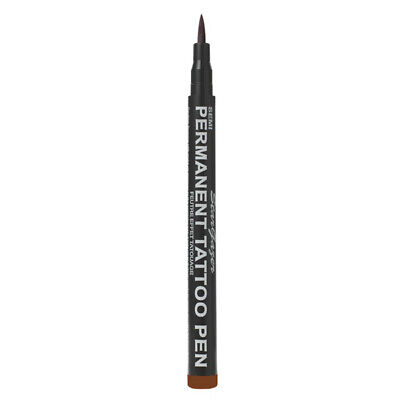 Stargazer Cosmetics - DIY Tätowierung Körper Art Stift - Brown 04