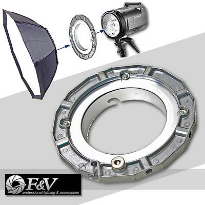 softbox SPEED RING for Elinchrom lamps -- adapter -- speedring