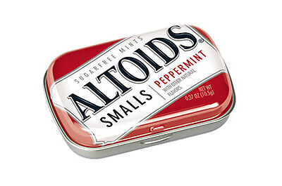 Sugar-Free Peppermint Altoids Smalls