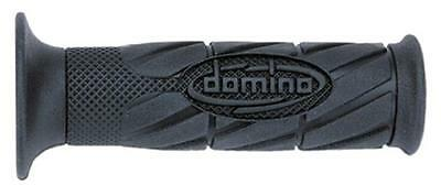 Paio Manopole Moto Scooter Forate Nere DOMINO Tommaselli 5519.82.40.06-0 Grips
