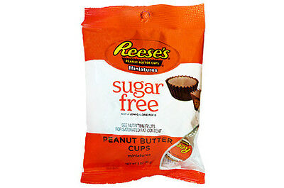 Sugar-Free Reese's Peanut Butter Cup Miniatures