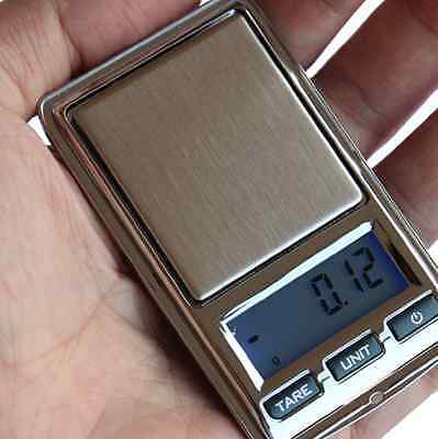 Mini LCD Digital Pocket Jewellery Scale Gram Balance Weight 100g/200g/300gx0.01g