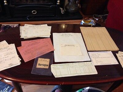 Collection Of Great Western Rail Documents
