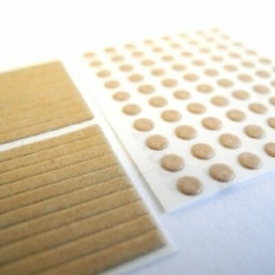 Adhesive Watch Dial Pads x100 Feet Stickers Sticking for Watch Movements - MD10