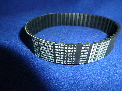 New Toolcraft Montgomery Wards Table Saw Timing Belt