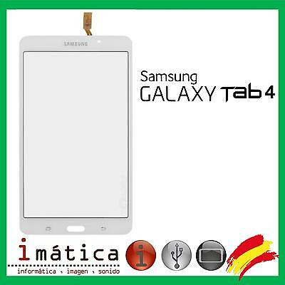 "Pantalla Tactil Samsung Galaxy Tab4 7.0 7,0"" T230 T231 Touch Screen Blanca Wifi"